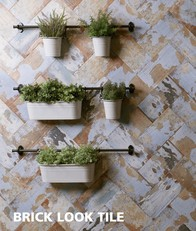 Brick Look Tile
